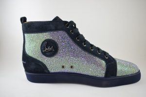 Christian Louboutin Louis Strass Nuit