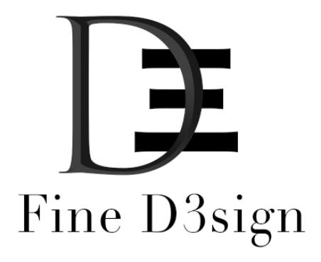 Fine D3sign