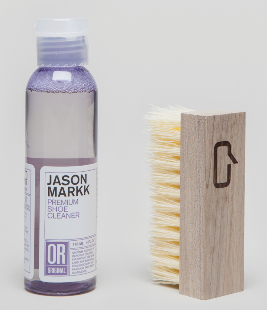 jason markk premium shoe cleaner for shoes
