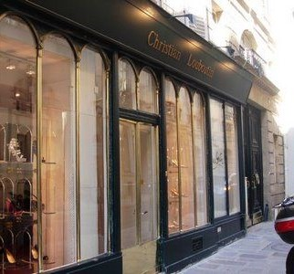 Christian Louboutin started in a bijou boutique in Paris in 1991.