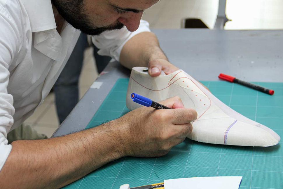 It's the fine attention to detail that enhances the quality of Louboutin shoes.